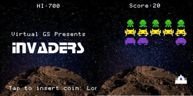 Invaders-screenshot