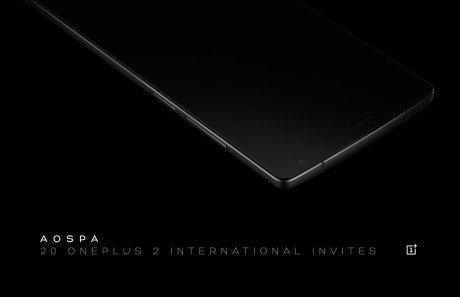 PA - OnePlus 2 International Invites AP