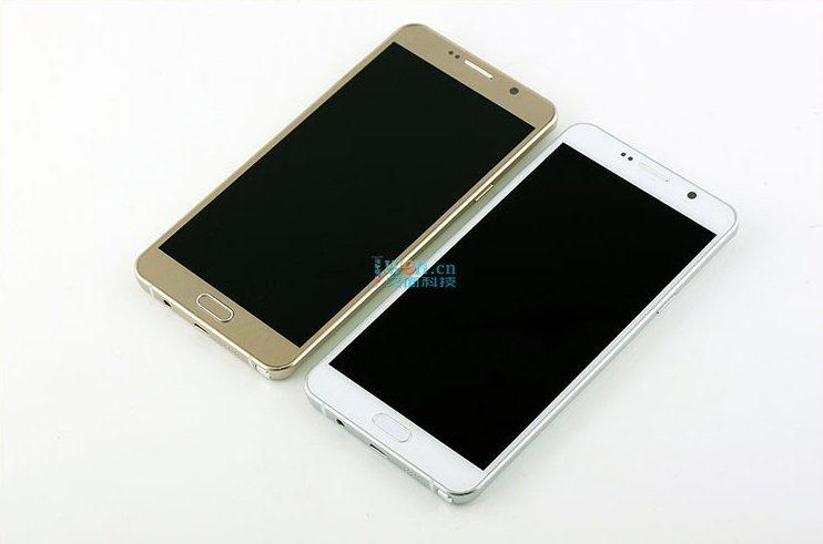 Samsung Galaxy Note 5 in tutto il suo splendore in questi mockup