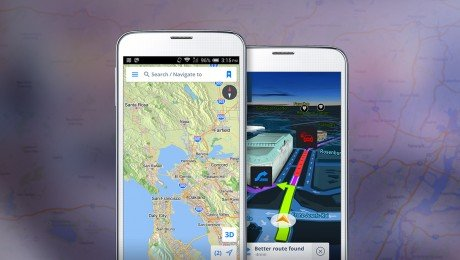 Sygic GPS Navigation e1440575017801