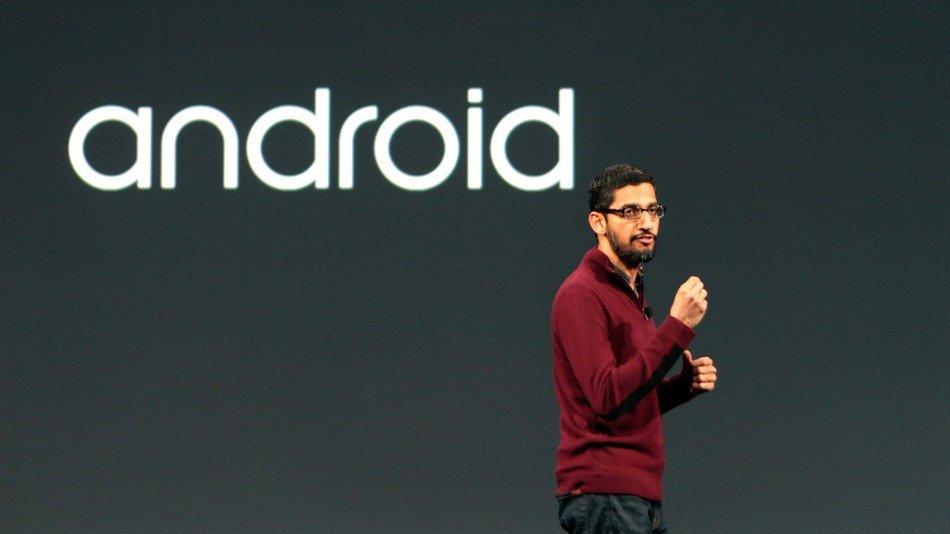 Cosa cambia per Android con l'arrivo di Alphabet