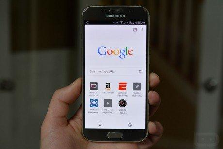Chrome icons
