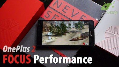 Oneplus 2 performance