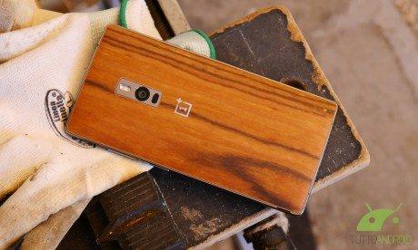 Op2 oneplus 2 rosewood 2