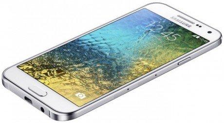 Samsung galaxy e5 white  1  1 2