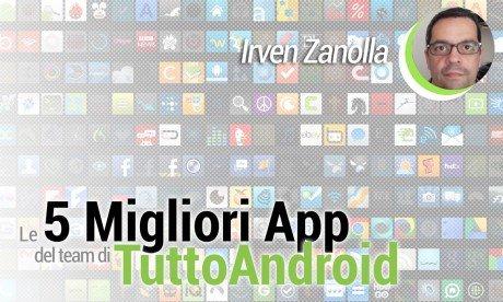 5 app irven