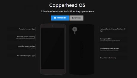 Copperhead OS