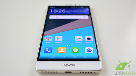 Huawei Mate S fronte