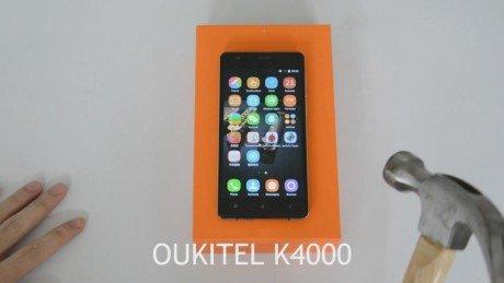 Oukitel4000