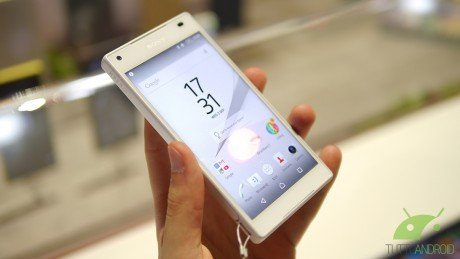 Z5 Compact 5