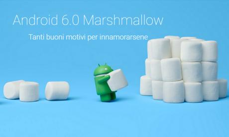 Android 6.0 marshmallow tuttoandroid