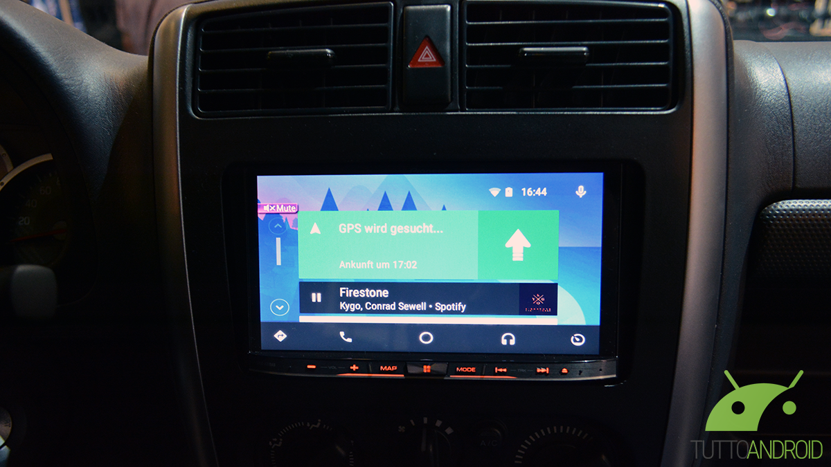 Pioneer Avic F77DAB con Android Auto: la nostra video anteprima