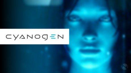 Cortana cyanogen story