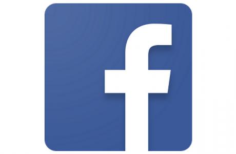 Facebook barra blu