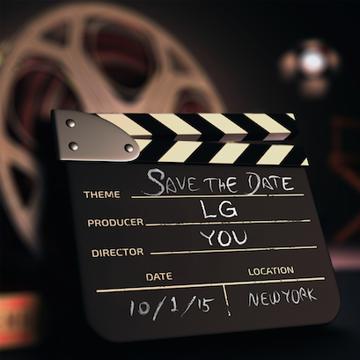 Lg event invite