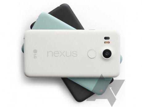 Lg nexus 5x colori1