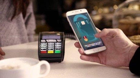 Mastercard samsung pay