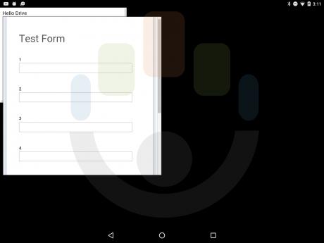 Myce android marshmallow debug icon screenshot