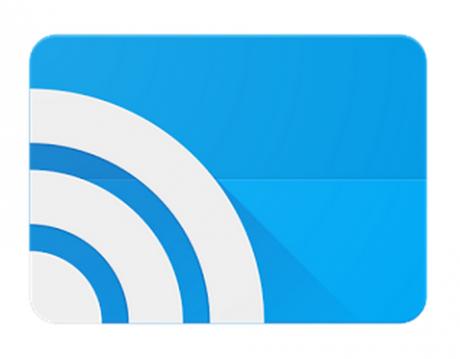Nuova app chromecast