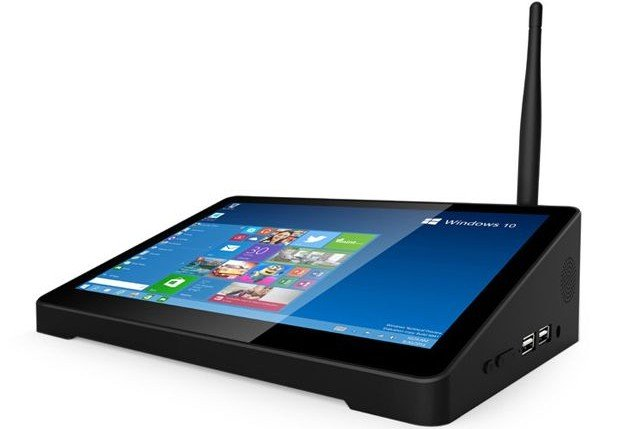 PiPO X9 è un mini PC Windows/Android con touchscreen