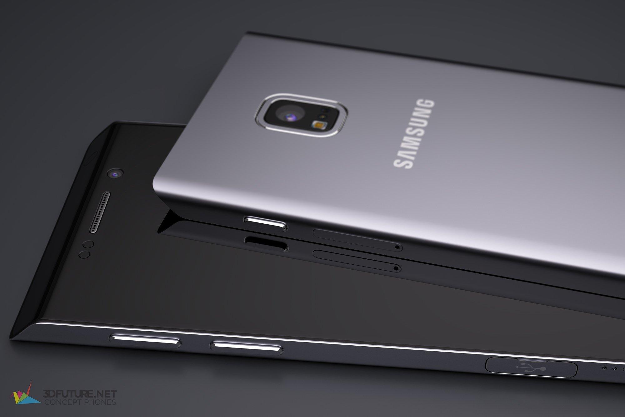 Galaxy S7 e S7 Edge: batteria più capiente e waterproof