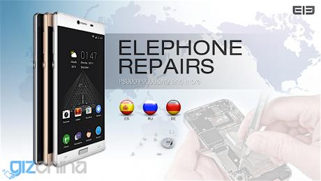 ELEPHONE REPAIRS e1444990988784