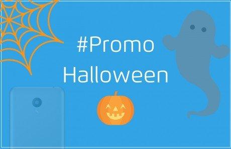 Promo Halloween Meizu