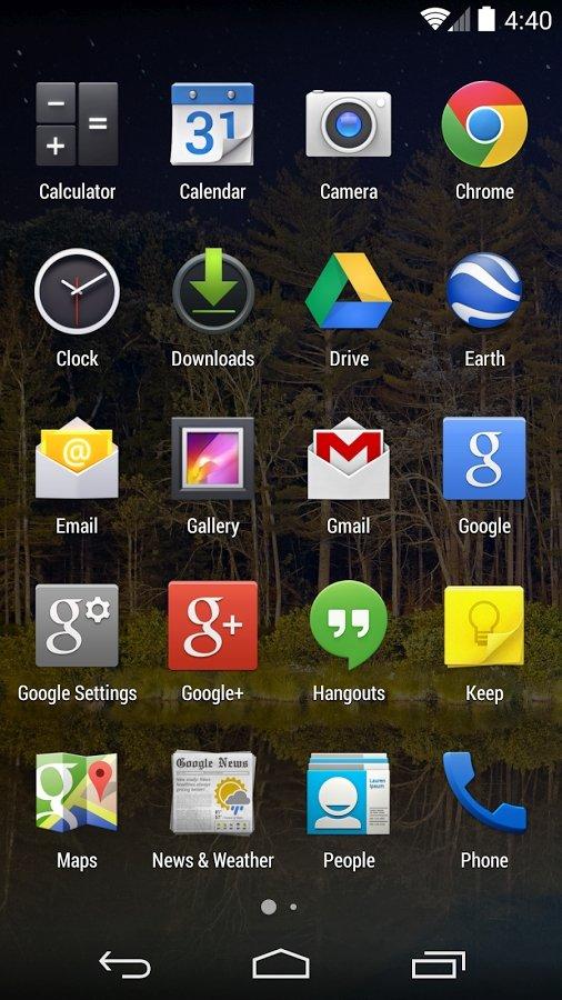 come avere l interfaccia stock di android su qualsiasi smartphone senza root tuttoandroid