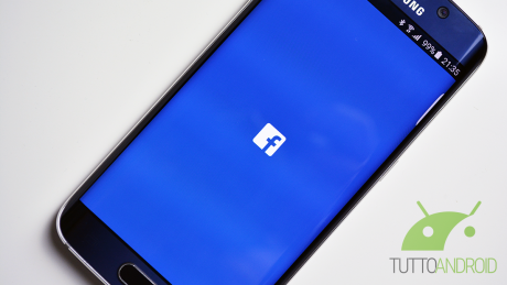 Facebook android 2