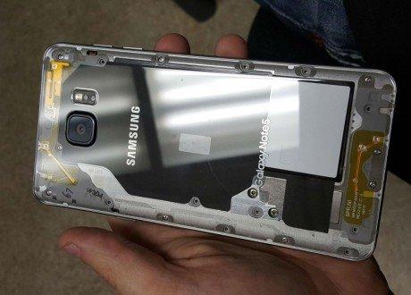 Galaxy note 5 transparent 710x833