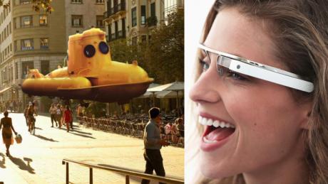 Google glass magic leap