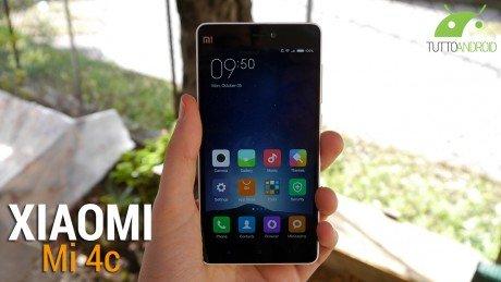 Xiaomi mi 4c copertina