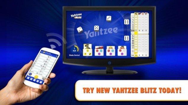 Hasbro yahtzee_chromecast