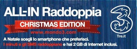 All In Raddoppia Christmas Edition