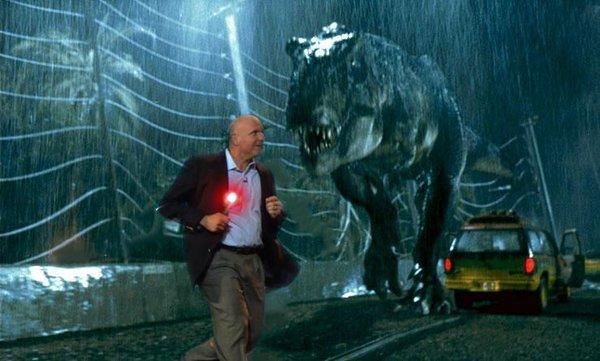 Ballmer T-rex