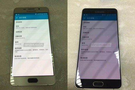 Galaxy A5 A7