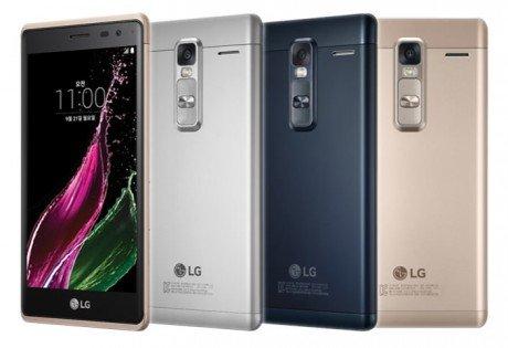 LG Class colors