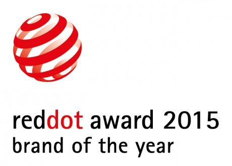 LG RedDot Brand of the year 2015