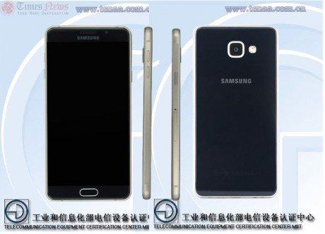 Samsung Galaxy A7 SM A7100 TENAA e1448633615428