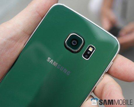 Samsung Galaxy S6 Edge Camera Design e1446480051528