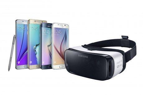 Samsung Gear VR Galaxy Devices