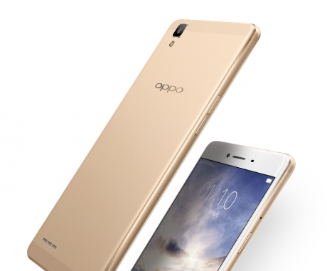 The Oppo A53 official 2