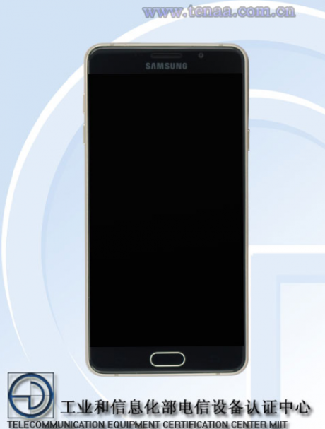 The second generation Samsung Galaxy A7 is certified in China by TENAA