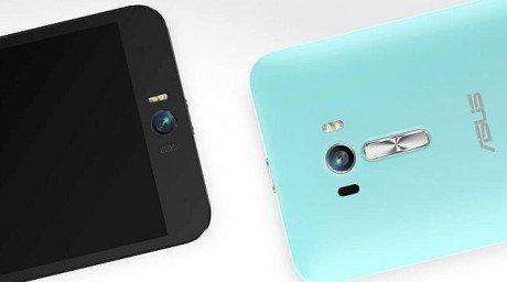 Asus zenfone selfie camera