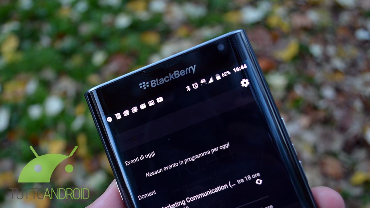 BlackBerry potrebbe chiudere la sua divisione hardware a breve