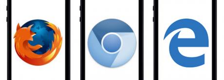 Firefox chromium edge