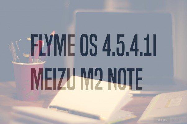 Flyme OS 4.5.4.1I e1447069616151
