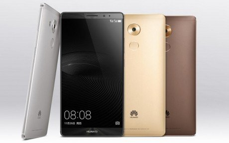 Huawei mate 8 press 1