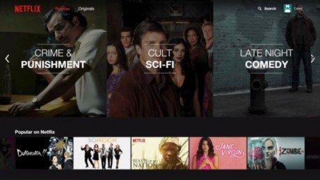 Netflix smart channels