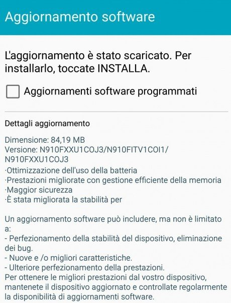 screen tuttoa